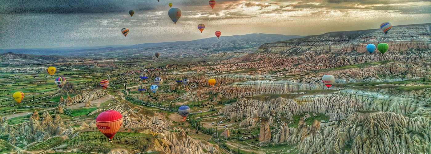 Kapadokya Hakkinda Kapadokya Gezi